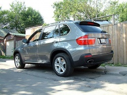 Test Drive: 2007 BMW X5 4.8i car test drives bmw