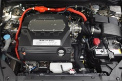 2007 Honda Accord Hybrid