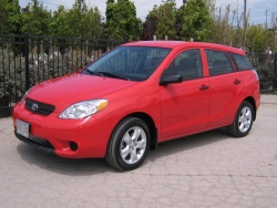 Used Vehicle Review: Toyota Matrix, 2003 2008 toyota used car reviews