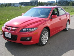 Test Drive: 2007 Mazdaspeed6 car test drives mazda