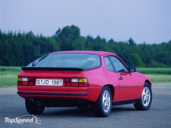Porsche 924 - courtesy of TopSpeed.com