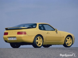 Porsche 968 - courtesy of TopSpeed.com