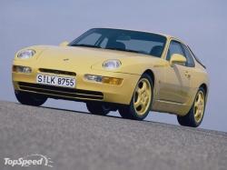 Porsche 968; photo courtesy of TopSpeed.com