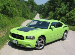 Test Drive: 2007 Dodge Charger Daytona R/T dodge