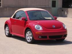 2007 Volkswagen New Beetle Cabriolet
