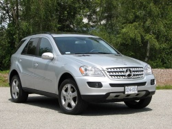 2007 Mercedes-Benz ML320 CDI