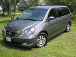 2007 Honda Odyssey Touring