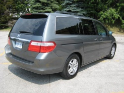 Used Vehicle Review: Honda Odyssey, 2005 2010  honda
