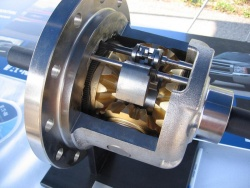 Eaton G80 locking differential