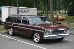 1963 Rambler station wagon