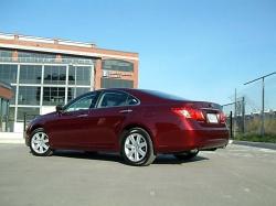 Test Drive: 2007 Lexus ES 350 car test drives lexus
