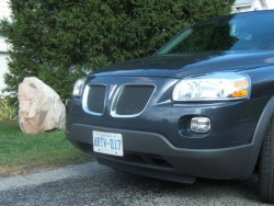 2007 Minivan Challenge: 2008 Pontiac Montana SV6, Week Three pontiac car comparisons