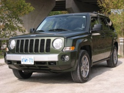 2007 Jeep Patriot Limited 4x4