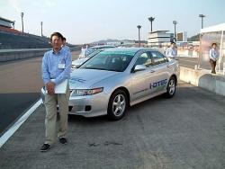 Honda Accord i-DTEC diesel