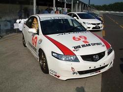 Honda Accord diesel racer