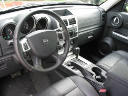 2007 Dodge Nitro R/T 4x4