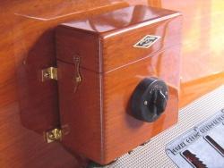 Ignition box