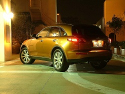 Used Vehicle Review: Infiniti FX, 2003 2007  infiniti