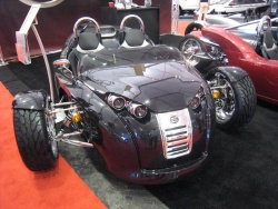 Three-wheeled Cirbin is built in Montreal