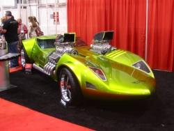 Hot Wheels Twin Mill built as real car
