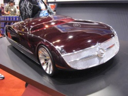 Ford design will become a Hot Wheels toy in 2008