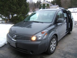 2007 Minivan Challenge: 2008 Nissan Quest, Week Two nissan car comparisons
