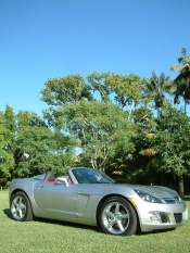 First Drive: 2007 Saturn Sky Redline saturn first drives