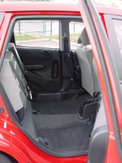 Used Vehicle Review: Honda Fit, 2007 2008  honda