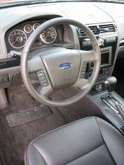 2007 Ford Fusion SEL AWD