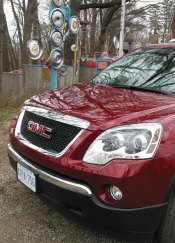 First Drive: 2007 GMC Acadia SLT AWD  gmc first drives