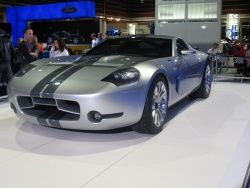Fords Shelby GR-1 concept car: a car that pleases all of ones senses.