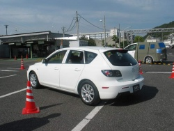 Testing Mazda's Smart Idle Stop System