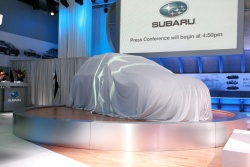 2008 Subaru Legacy 3.0R unveiling