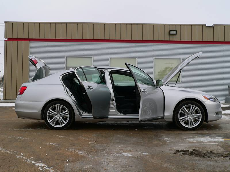 Lexus Gs450h Interior. Inside Story: 2008 Lexus