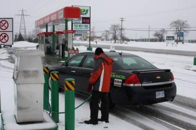 2008 Chevrolet flex fuel Impala