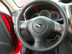 Inside Story: 2008 Subaru Impreza  subaru inside story