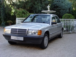 Forerunner to the C-Class, the compact 190 sedan (1982-1993) proved that Mercedes luxury buyers could warm to a smaller Benz.