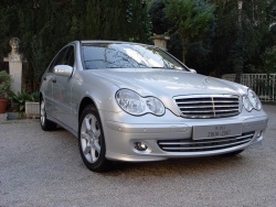 The second generation C-Class sedan (2000-2007) was available with a wider assortment of powertrains and improved performance and luxury.  A hatchback model was available until recently.