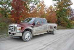 2008 Ford F450 Lariat King Ranch