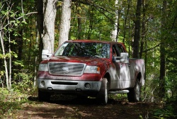 2008 Ford F150 4X4 SuperCrew