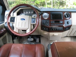 2008 Ford F350 Lariat King Ranch