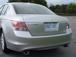 2008 Honda Accord Exl V6 Reviews Www Proteckmachinery Com