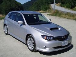 2008 Subaru WRX