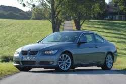 2008 BMW 335d coupe