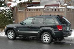 2008 Jeep Grand Cherokee diesel