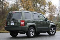 2008 Jeep Liberty North