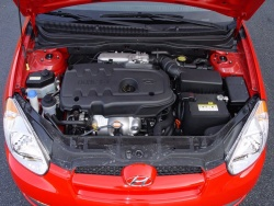 2008 Hyundai Accent GL Sport