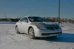 Day by Day Review: 2008 Nissan Altima Coupé daily car reviews