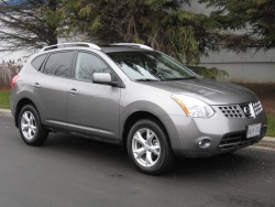Test Drive: 2008 Nissan Rogue SL AWD car test drives nissan