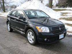 Test Drive: 2008 Dodge Caliber SXT car test drives dodge
